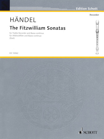 Product Cover for The Fitzwilliam Sonatas