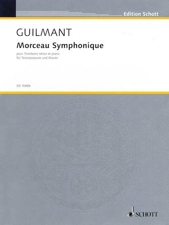 Product Cover for Morceau Symphonique, Op. 88