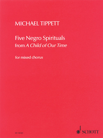 Product Cover for 5 Negro Spirituals