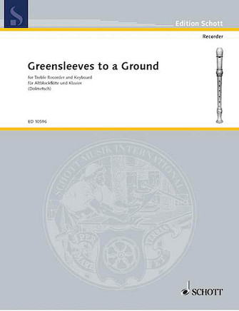 Product Cover for Greensleeves to a Ground