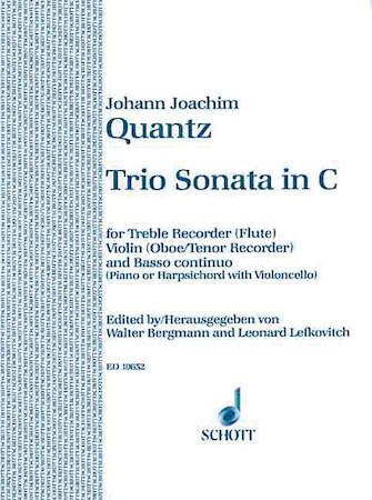 Product Cover for Trio Sonata C Major