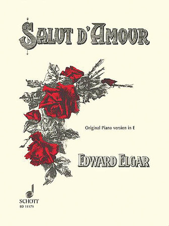 Product Cover for Salut d'amour, Op. 12