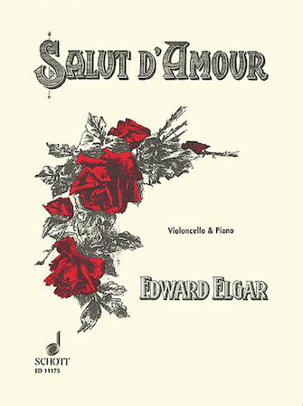 Product Cover for Salut d'Amour, Op. 12, No. 3