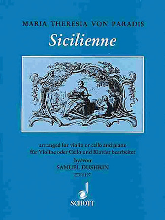 Product Cover for Sicilienne