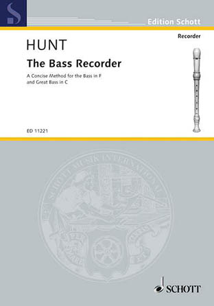 Product Cover for The Bass Recorder
