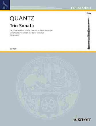 Product Cover for Trio Sonata in G Major