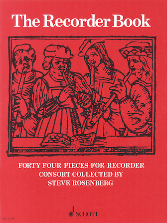 Product Cover for The Recorder Book