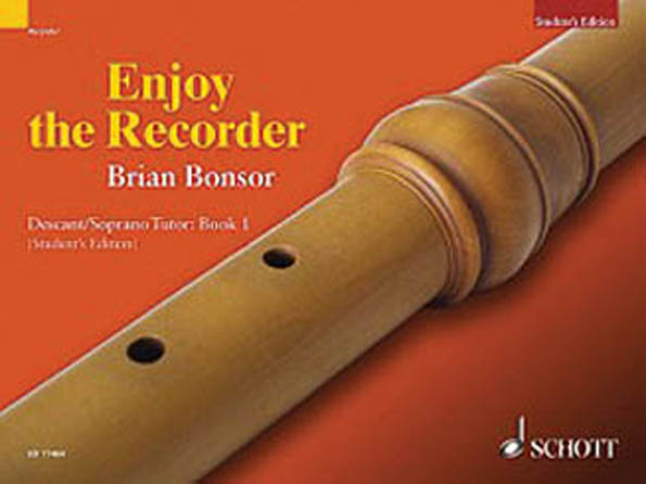 Product Cover for Enjoy the Recorder