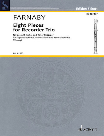 Product Cover for 8 Pieces for Recorder