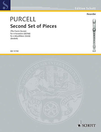 Product Cover for Pieces from The Fairy Queen