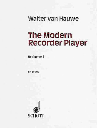 Product Cover for The Modern Recorder Player