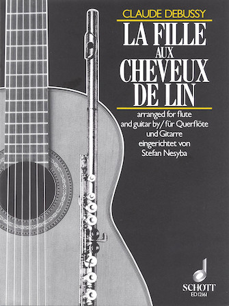Product Cover for The Girl with the Flaxen Hair (La fille aux cheveux de lin)