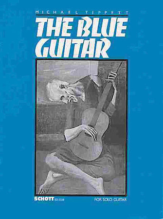 Product Cover for The Blue Guitar