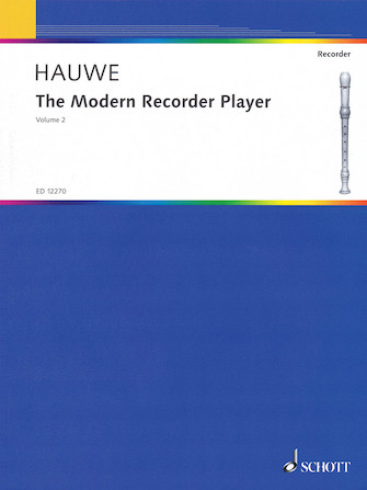 Product Cover for The Modern Recorder Player for Treble Recorder