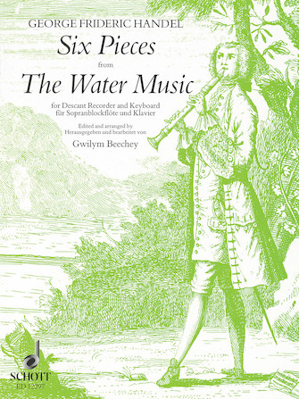Product Cover for 6 Pieces from Water Music