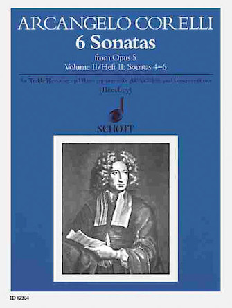 Product Cover for 6 Sonatas from Op. 5 – Volume 2