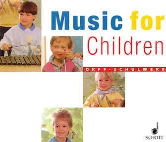 Product Cover for Music for Children