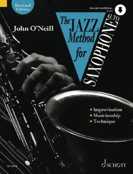 Product Cover for The Jazz Method for Alto Saxophone