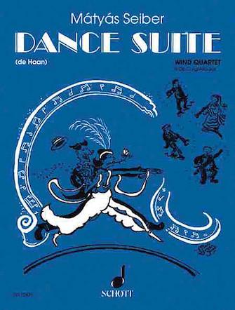 "Product Cover for Dance Suite – Selected Pieces from ""Leichte Tänze für Klavier"""
