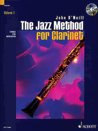 Product Cover for The Jazz Method for Clarinet