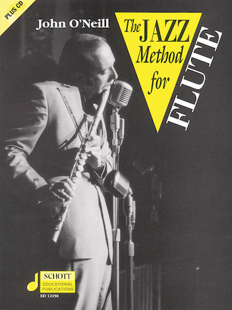 Product Cover for The Jazz Method for Flute