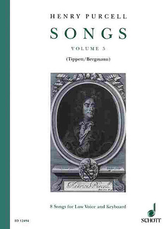 Product Cover for Songs – Volume 5