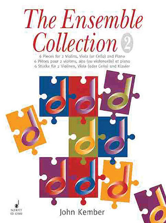 Product Cover for Six Pieces – The Ensemble Collection