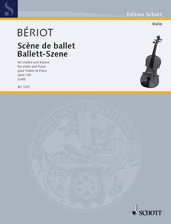 Product Cover for Scène de Ballet, Op. 100