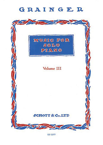 Product Cover for Music for Solo Piano