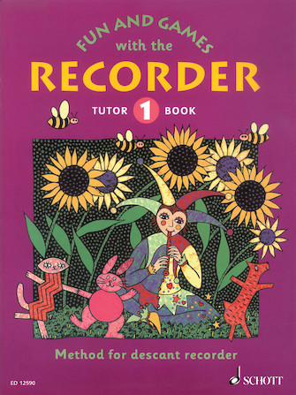 Product Cover for Fun and Games with the Recorder