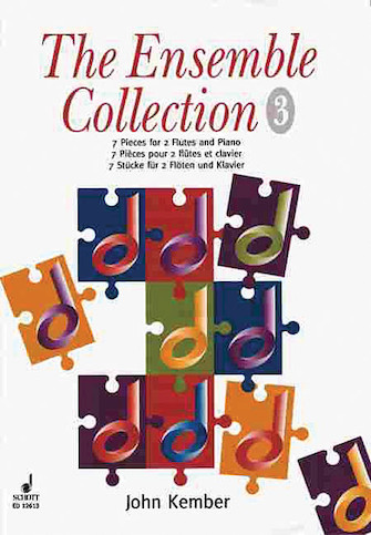 Product Cover for The Ensemble Collection – Volume 3