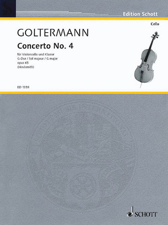 Product Cover for Concerto No. 4 in G Major, Op. 65
