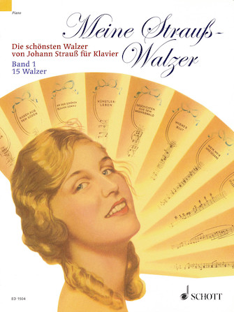Product Cover for My Strauss Waltzes – Volume 1