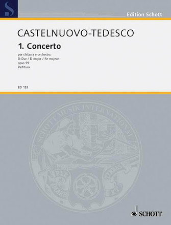 Product Cover for Concerto No. 1 in D