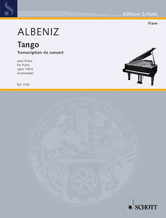 Product Cover for Tango Op. 165, No. 2