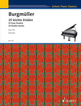 Product Cover for 25 Etudes, Op. 100