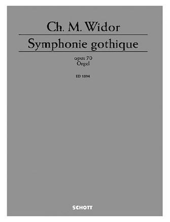 Product Cover for Symphonie Gothique Op. 70