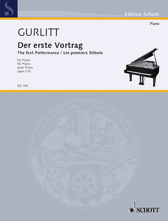 Product Cover for The First Lecture, Op. 210