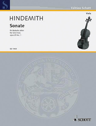 Product Cover for Sonata, Op. 25, No. 1 (1922)