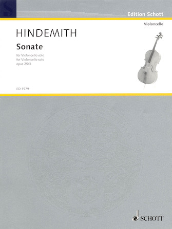 Product Cover for Sonata, Op. 25, No. 3 (1922)