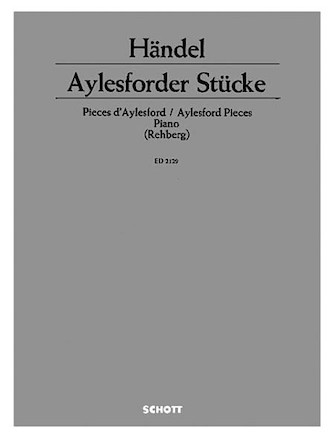 Product Cover for Aylesford Pieces