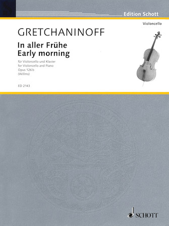 Product Cover for Early Morning