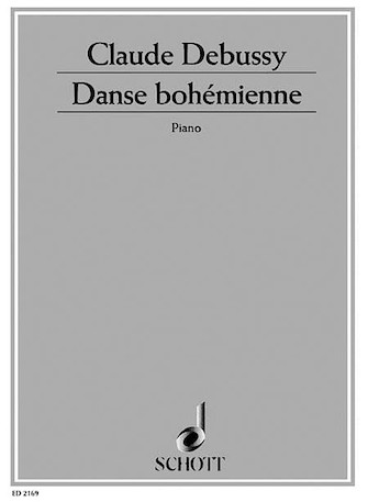 Product Cover for Danse Bohémienne