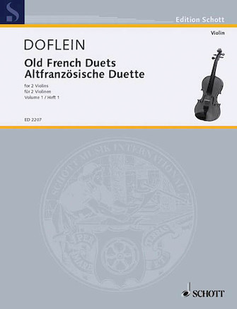 Product Cover for Old French Duets Vol. 1