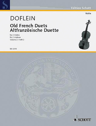 Product Cover for Old French Duets Vol. 2