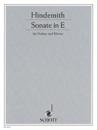 Product Cover for Sonata E Major (1935)