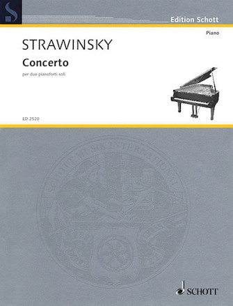 Product Cover for Concerto for 2 Pianos