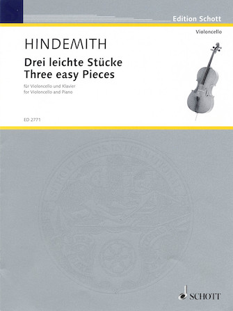 Product Cover for Three Easy Pieces
