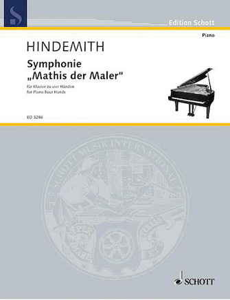 Product Cover for Mathis Der Maler Symphony