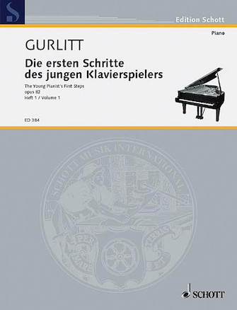 Product Cover for The First Steps for Piano